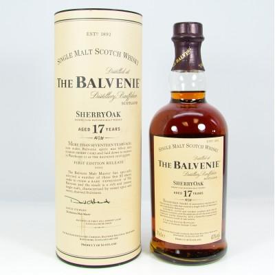Balvenie Sherry Oak 17 Year Old
