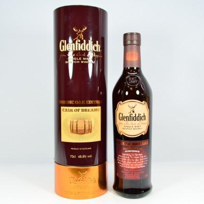 Glenfiddich Cask Of Dreams Nordic Oak Edition