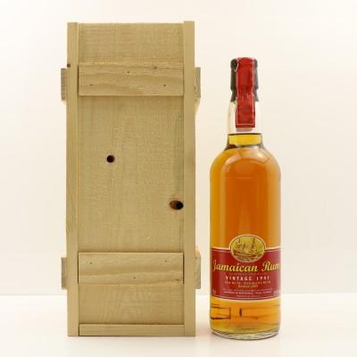 Long Pond 1941 Jamaican Rum Gordon & MacPhail