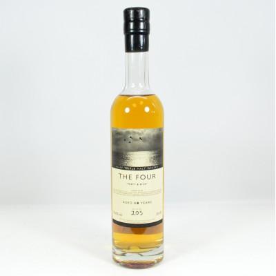 The Four Islay Triple Malt Whisky 35cl