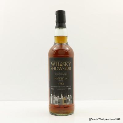 Port Ellen 1983 For Whisky Show 2011