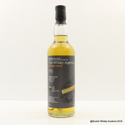 Ireland 1989 Whisky Agency Joint Bottling By 3 Rivers & Aren Trading Taiwan