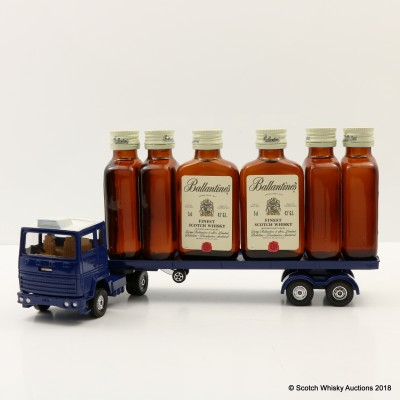Ballantine's Corgi Truck Mini Collection 6 x 5cl