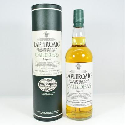 Laphroaig Cairdeas Origin