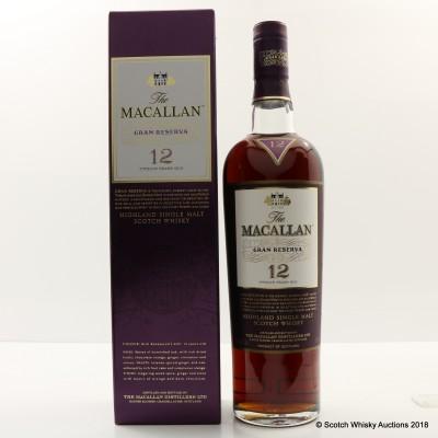 Macallan 12 Year Old Gran Reserva