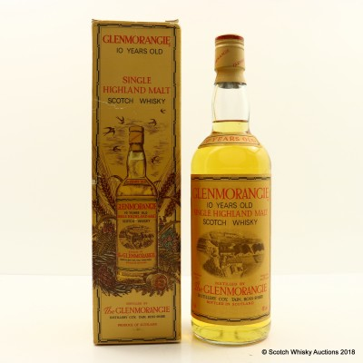 Glenmorangie 10 Year Old 75cl