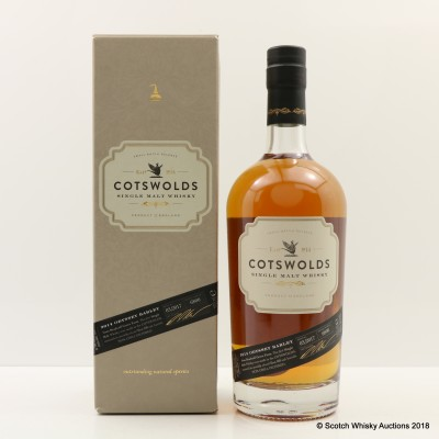Cotswolds 2014 Odyssey Barley