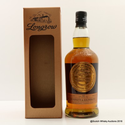 Longrow Rundlets & Kilderkins 11 Year Old
