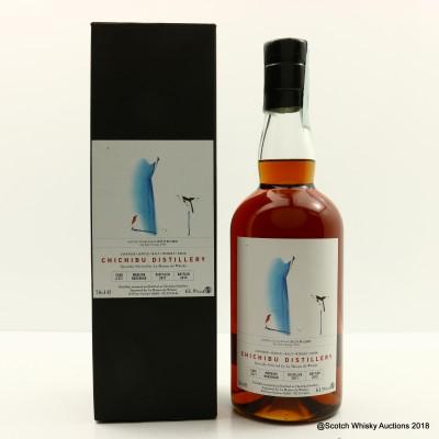 Chichibu 2011 Madeira Single Cask #1371 For La Maison Du Whisky