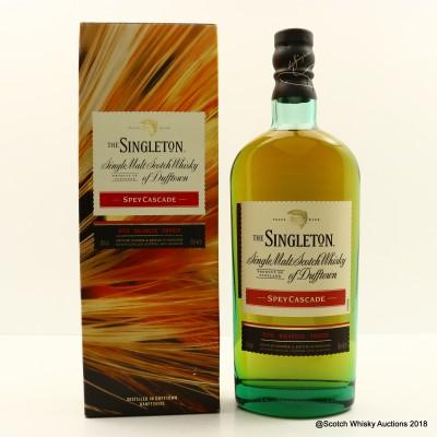 The Singleton Spey Cascade
