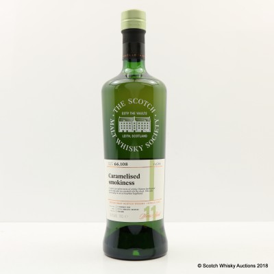 SMWS 66.108 Ardmore 2006 11 Year Old