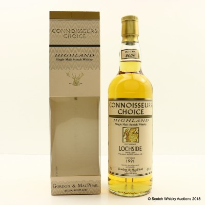 Lochside 1991 Connoisseurs Choice