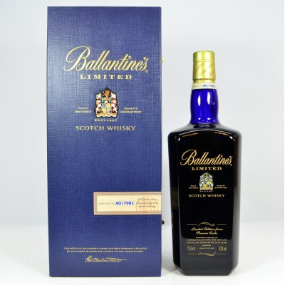 Ballantine's Limited Edition From Reserve Casks