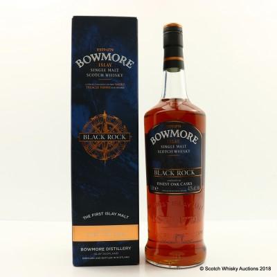 Bowmore Black Rock 1L