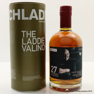 Bruichladdich Valinch 27 Jay Doherty 50cl