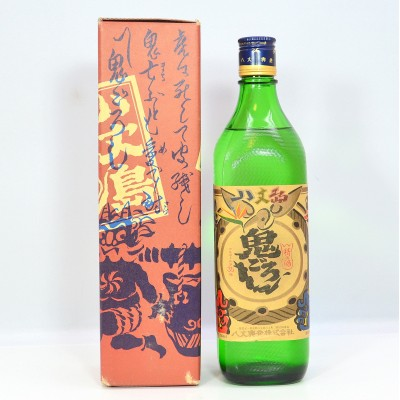 Hachijojima Shochu 'Demon Killer'