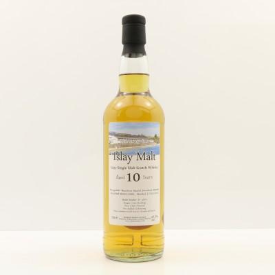 Islay 2005 10 Year Old Whisky Broker