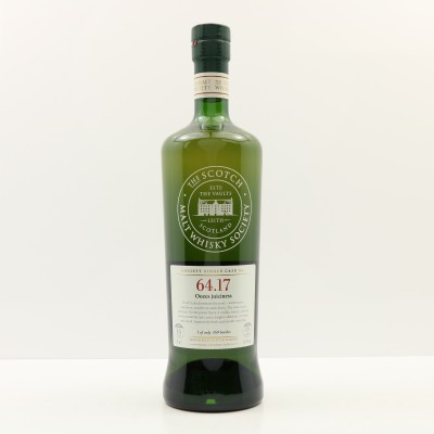 SMWS 64.17 Mannochmore 16 Year Old