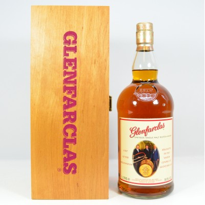 Glenfarclas Last Of The Millennium 1L