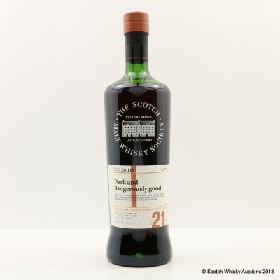 SMWS 26.119 Clynelish 1995 21 Year Old