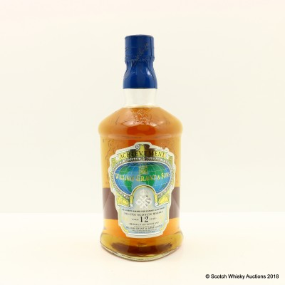 William Grant & Sons 12 Year Old Queen's Achievement
