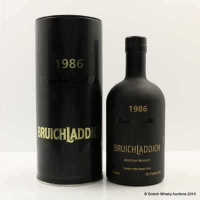 Bruichladdich Blacker Still 1986 20 Year Old