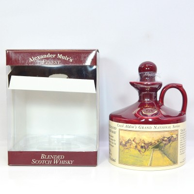 Cecil Aldin's Grand National Series 15 Year Old Flagon