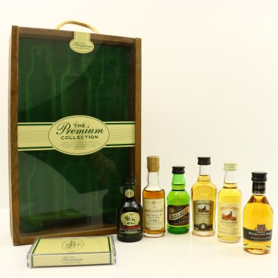 The Premium Collection Minis 6 x 5cl