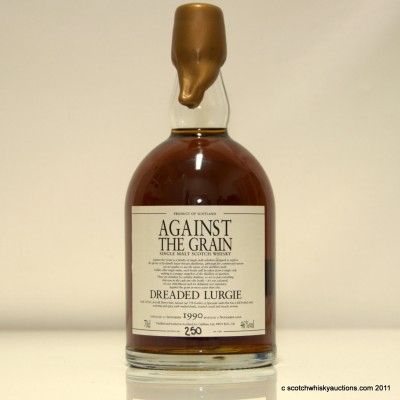 Against the Grain - The Dreaded Lurgie