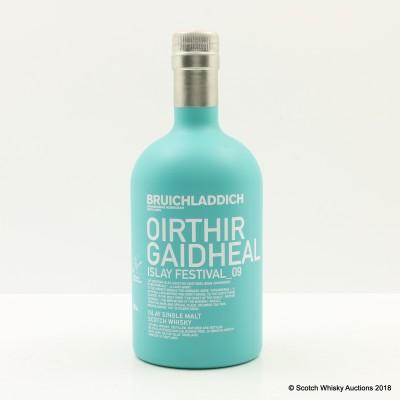 Bruichladdich Feis Ile 2009 Oirther Gaidheal 50cl