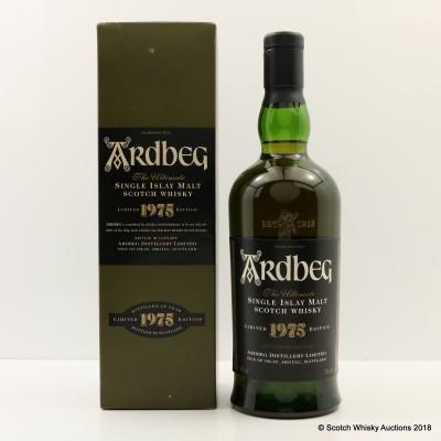 Ardbeg 1975 Limited Edition