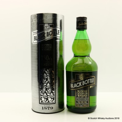 Black Bottle 130th Anniversary Edition
