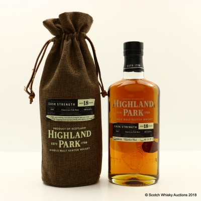 Highland Park 18 Year Old Single Cask Distillery Exclusive #2865