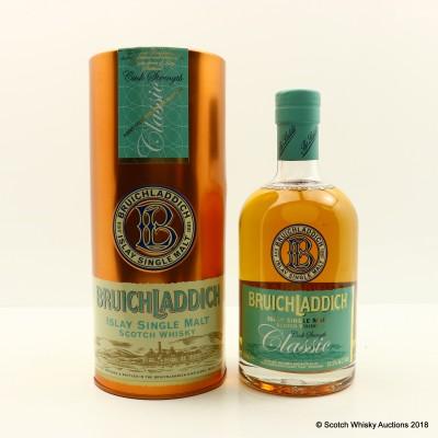 Bruichladdich Classic Cask Strength