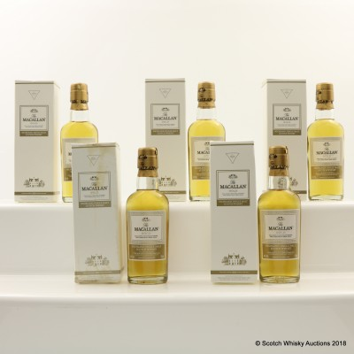 Macallan Gold Mini 5 x 5cl
