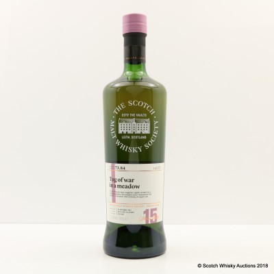 SMWS 73.84 Aultmore 2001 16 Year Old