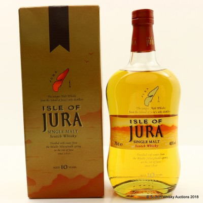 Jura 10 Year Old Old Style