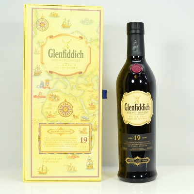 Glenfiddich Age Of Discovery Madeira Cask 19 Year Old