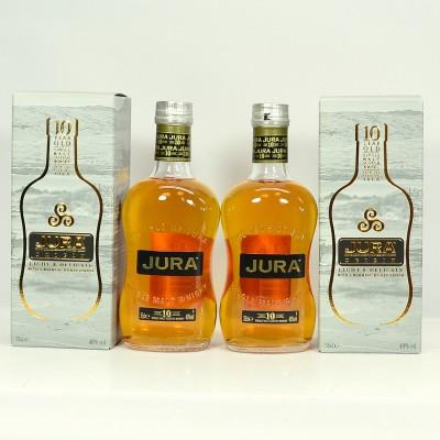 Jura Origin 10 Year Old 2 x 35cl