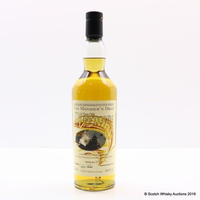 Manager's Dram Dufftown 14 Year Old