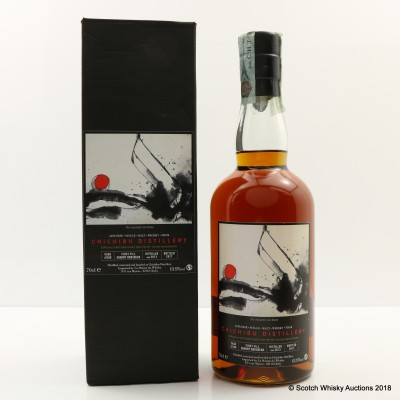 Chichibu 2013 Single Cask #2588 For 70th Anniversary of Velier