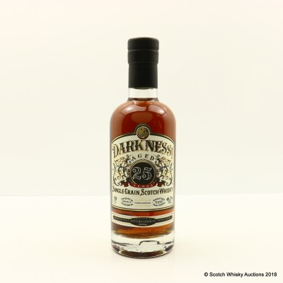Invergordon 25 Year Old Darkness 50cl