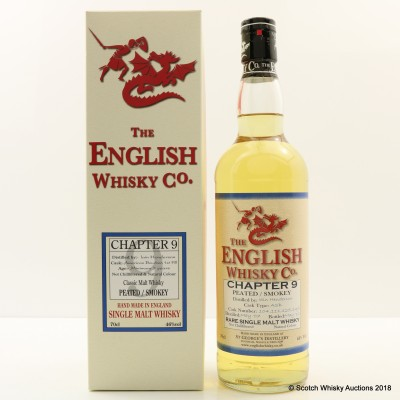 The English Whisky Co 2007 Chapter 9