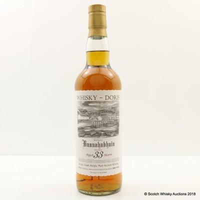 Bunnahabhain 1980 33 Year Old Whisky-Doris