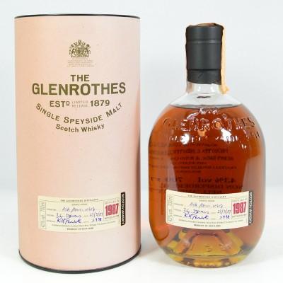 Glenrothes 1987