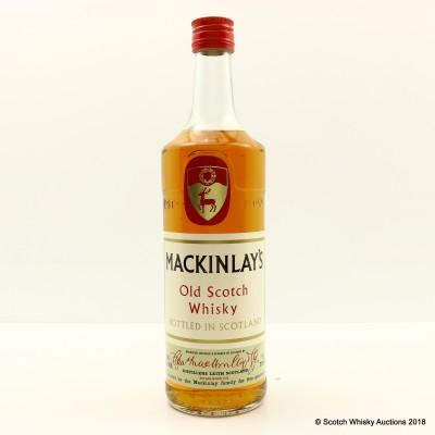 Mackinlay's Old Scotch 26 2/3 Fl Oz