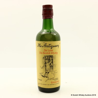 The Antiquary Deluxe Half Bottle