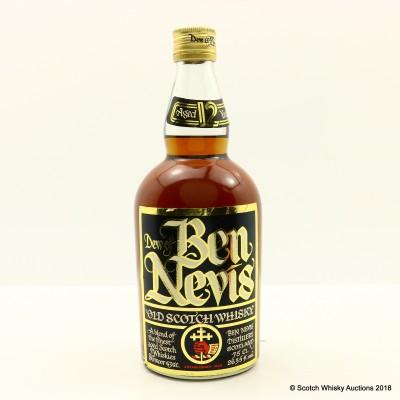 Dew Of Ben Nevis 12 Year Old 26 2/3 Fl Oz