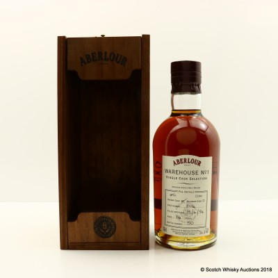 Aberlour 1994 16 Year Old Hand Filled Warehouse No 1