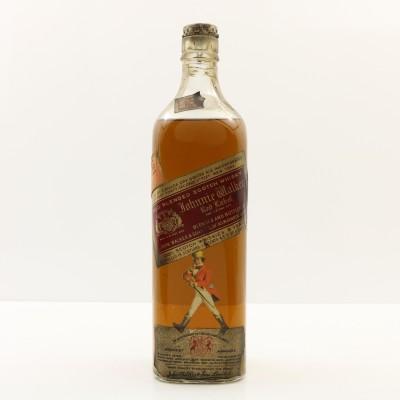 Johnnie Walker Red Label 4/5th Quart Spring Cap